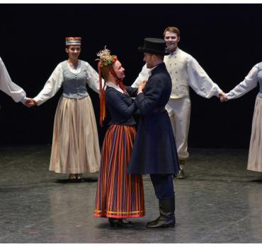 Jaunrades deju konkursa  II kārta 2020