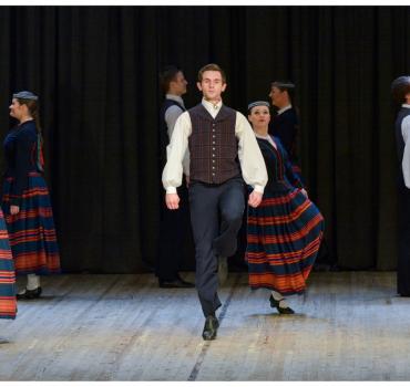Jaunrades deju skate Valmierā 2018